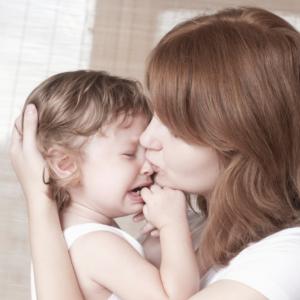 sådan kan du rumme dit barns gråd